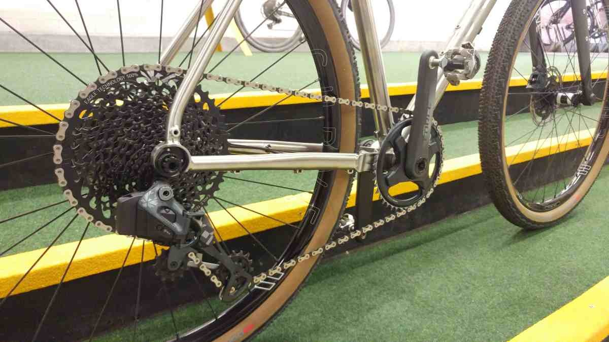 good and bad of groupsets for gravel cycling