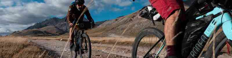 wolfs lair bike packing ride Apennines Mountains