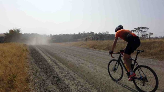dirty clare gravel ride clare valley
