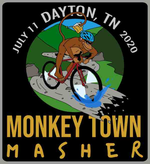 Monkey Town Masher - Dayton, Tennessee @ Monkey Town Brewing Company | Dayton | Tennessee | United States
