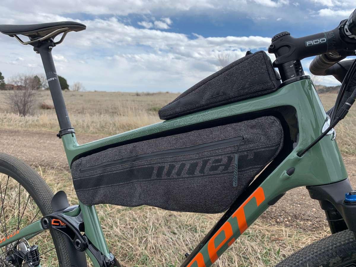 niner gravel bike frame bags