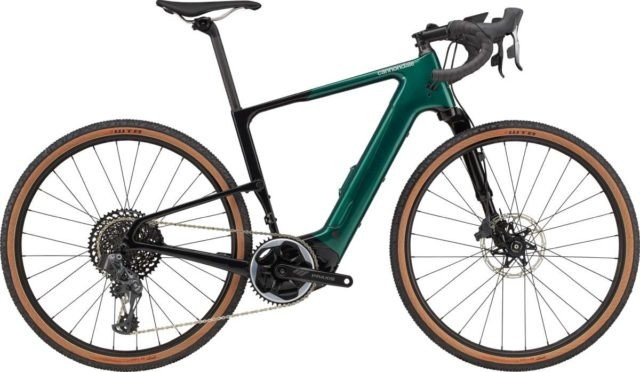 Cannondale Topstone Carbon Lefty neo review