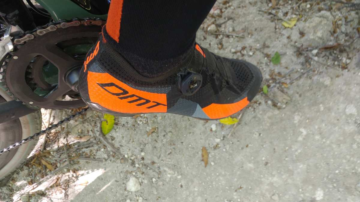 dmt km1 shoe review