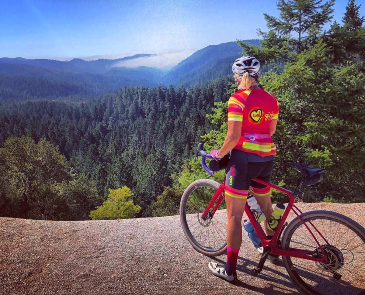 gravel cycling for women