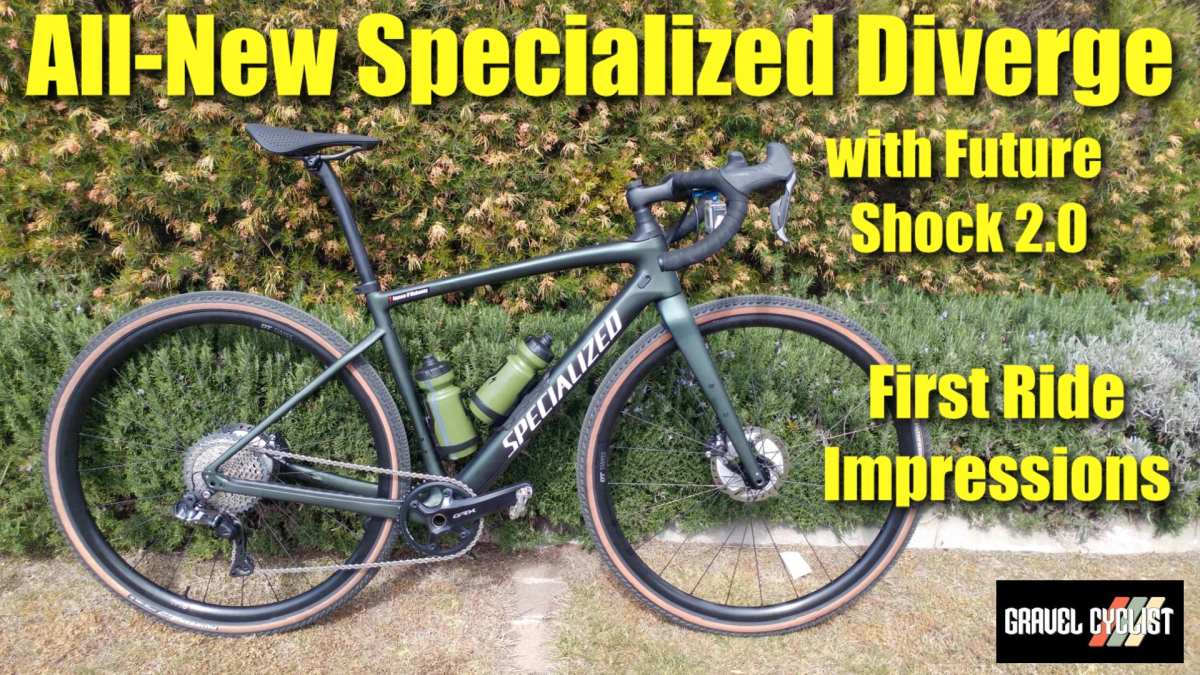 specialized diverge 2020 future shock 2.0