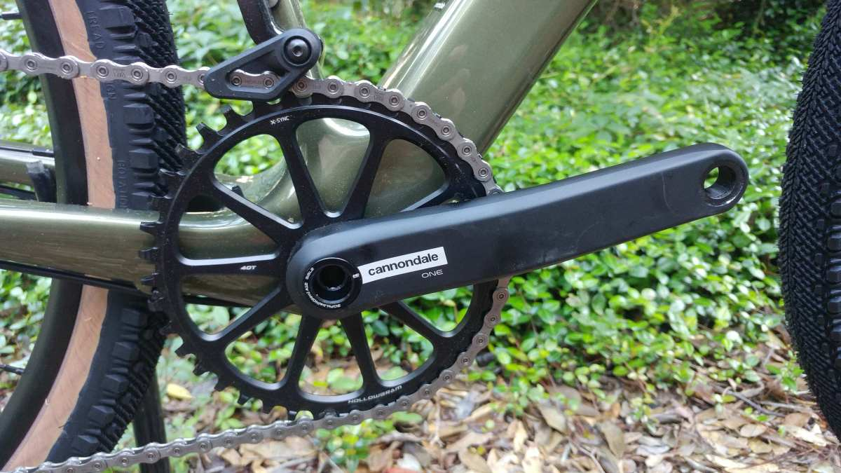Cannondale Topstone Carbon Lefty review