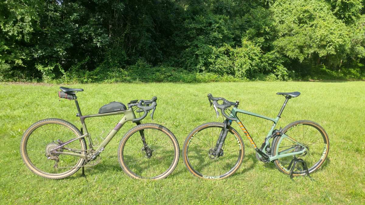 comparing niner mcr 9 rdo with cannondale topstone carbon lefty