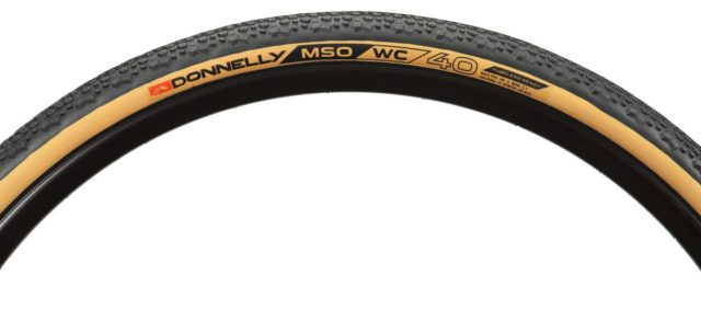 Donnelly MSO WC tire review