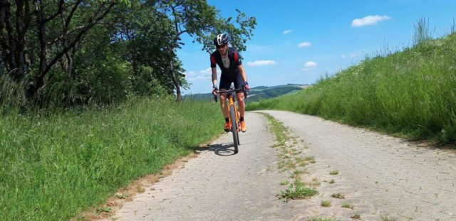 gravel fun in the saarland germany