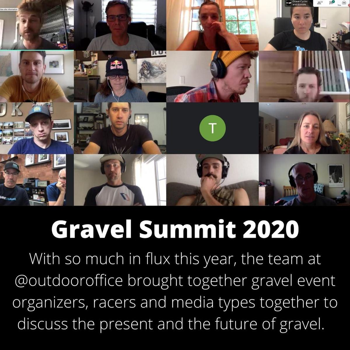 gravel summit 2020
