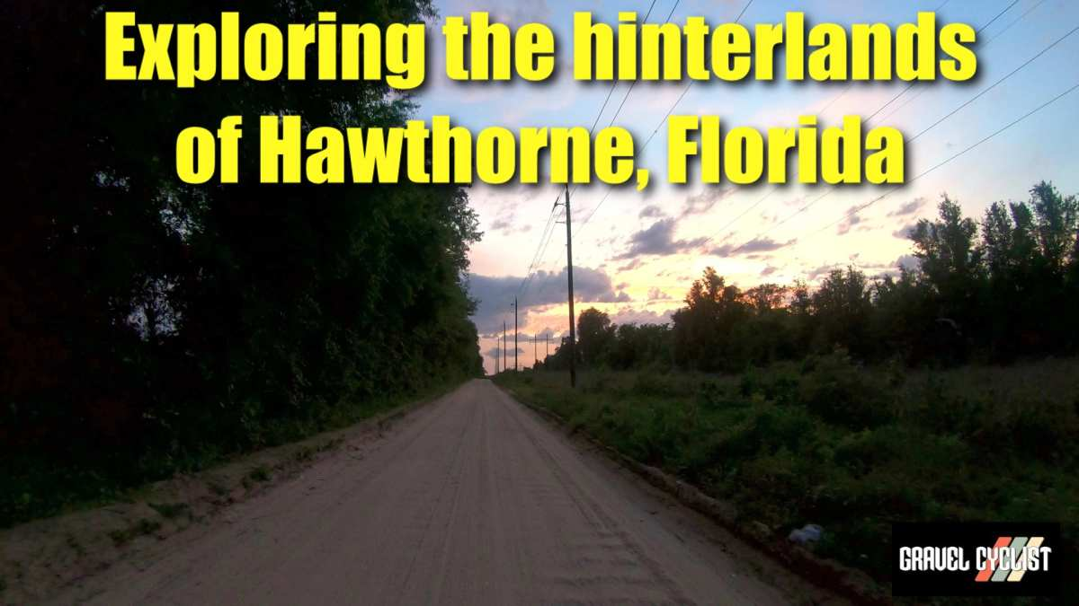 cycling in hawthorne florida