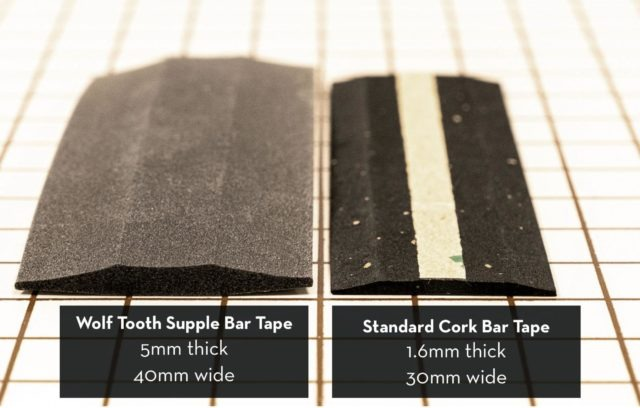 wolf tooth supple bar tape review
