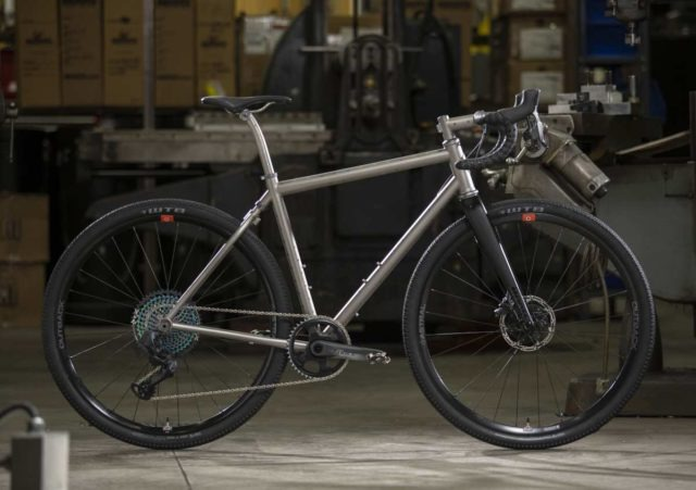 moots routt ybb 2020 gravel bike review