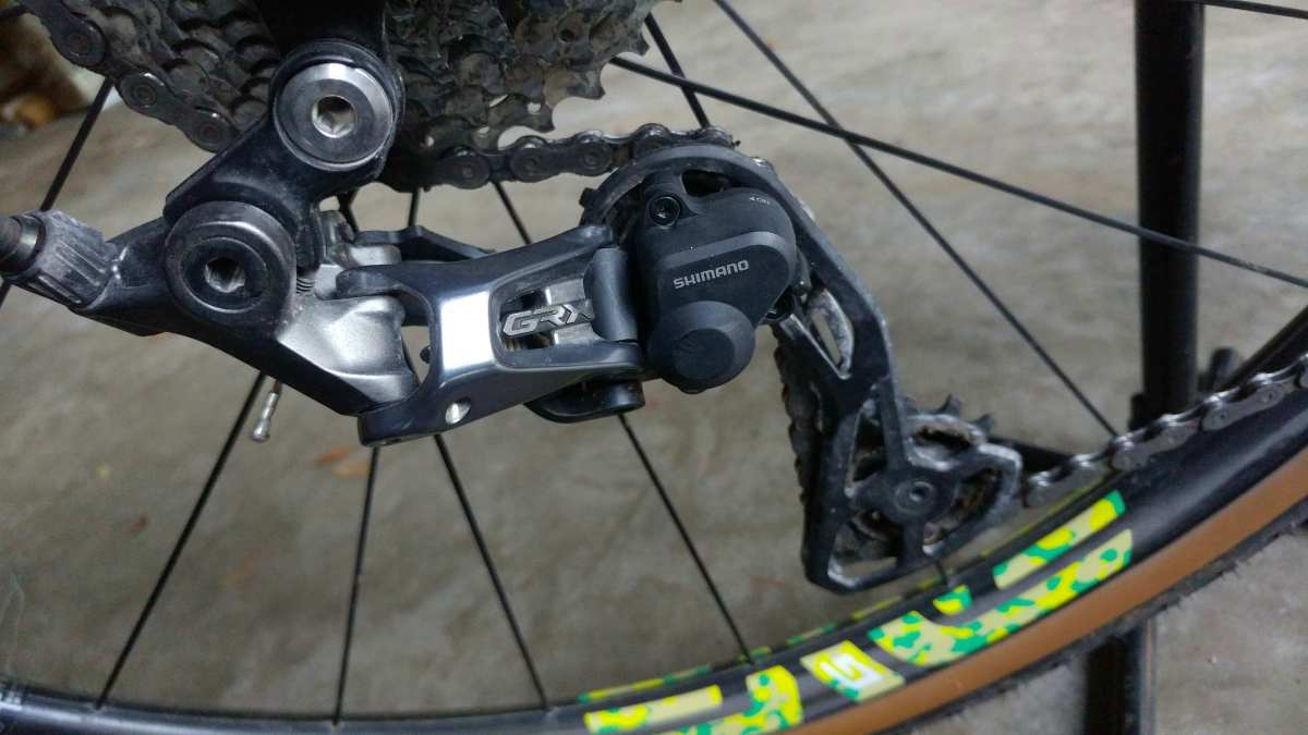 shimano grx mechanical long term review
