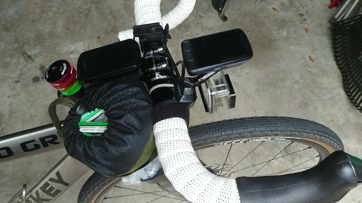 what to carry on your gravel bike