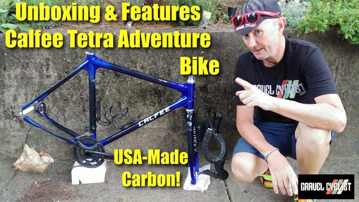 calfee tetra adventure bike review