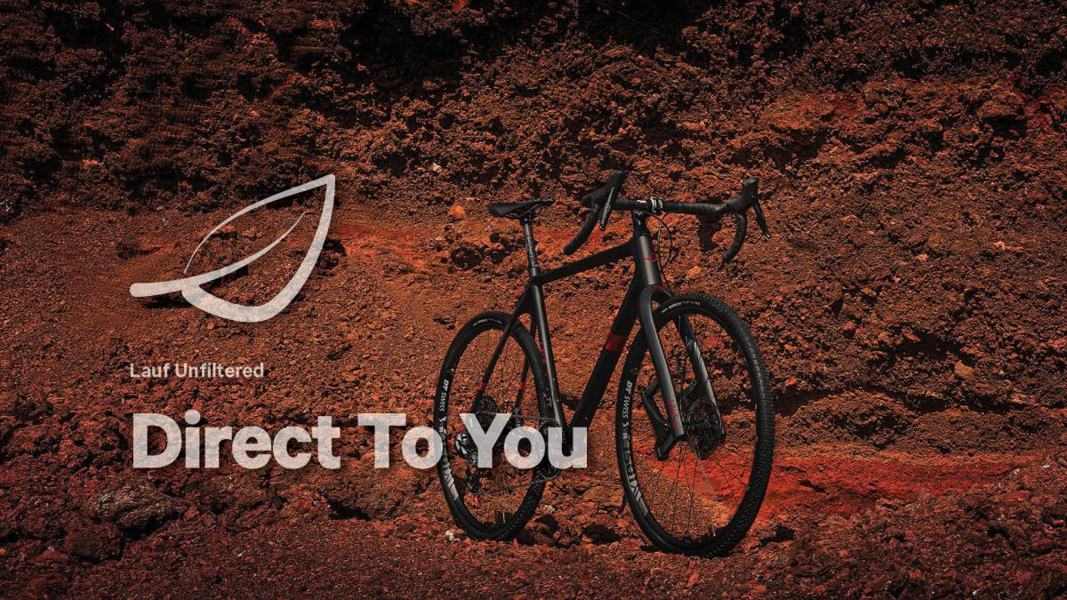 lauf direct to you gravel bikes