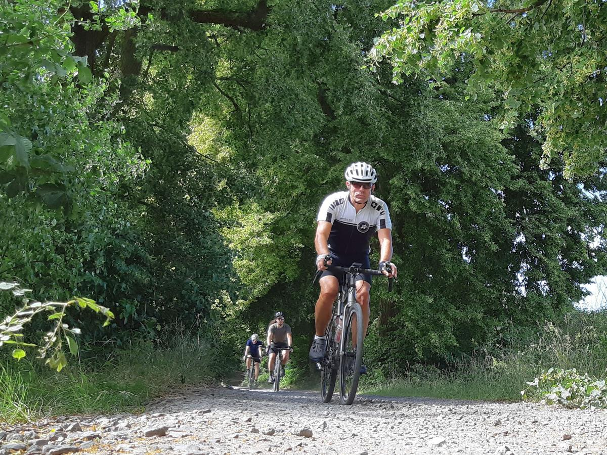 Nibelungen Gravel Ride 2020
