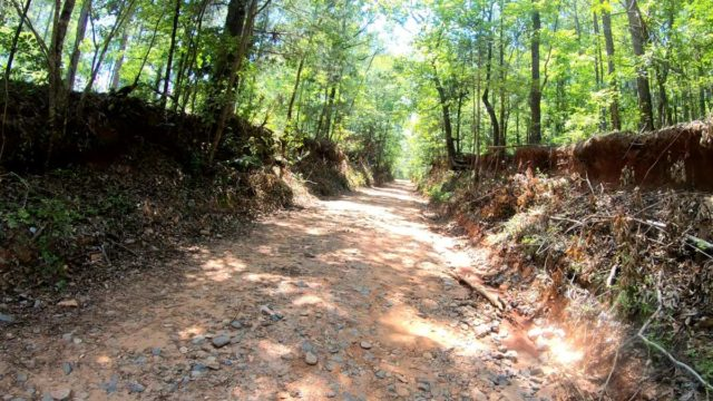 pine mountain georgia gravel cycling