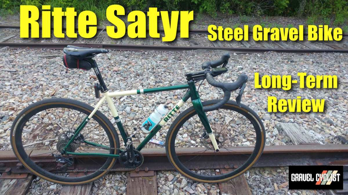 Ritte Satyr steel gravel bike review