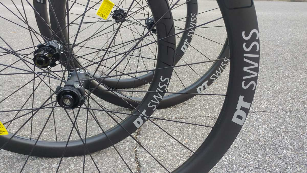 DT Swiss GRC1400 Spline Wheelset Review