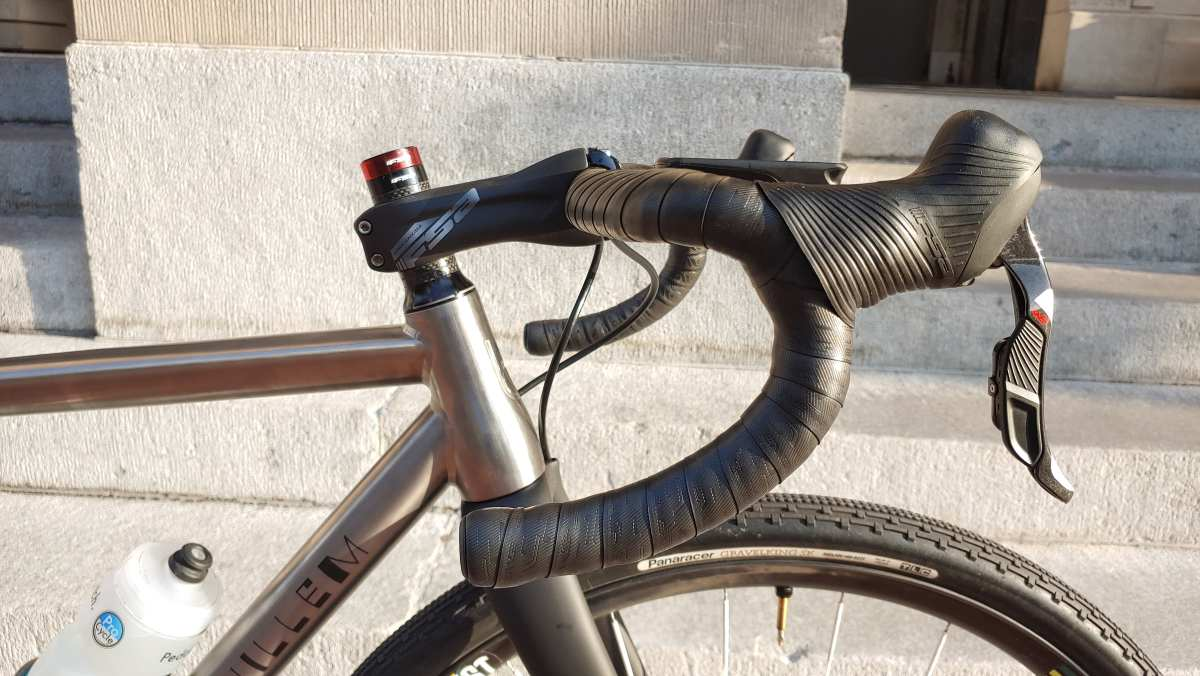 fsa k-force we review gravel