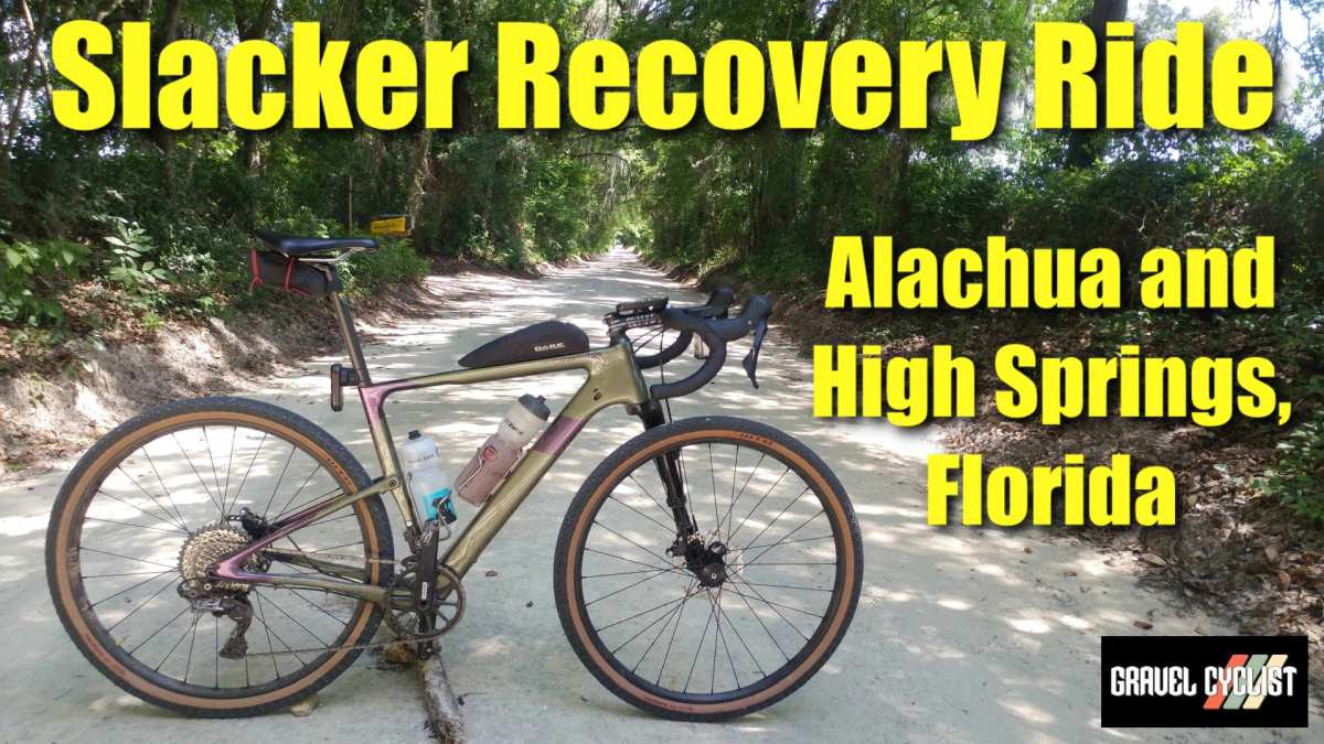 alachua high springs gravel cycling