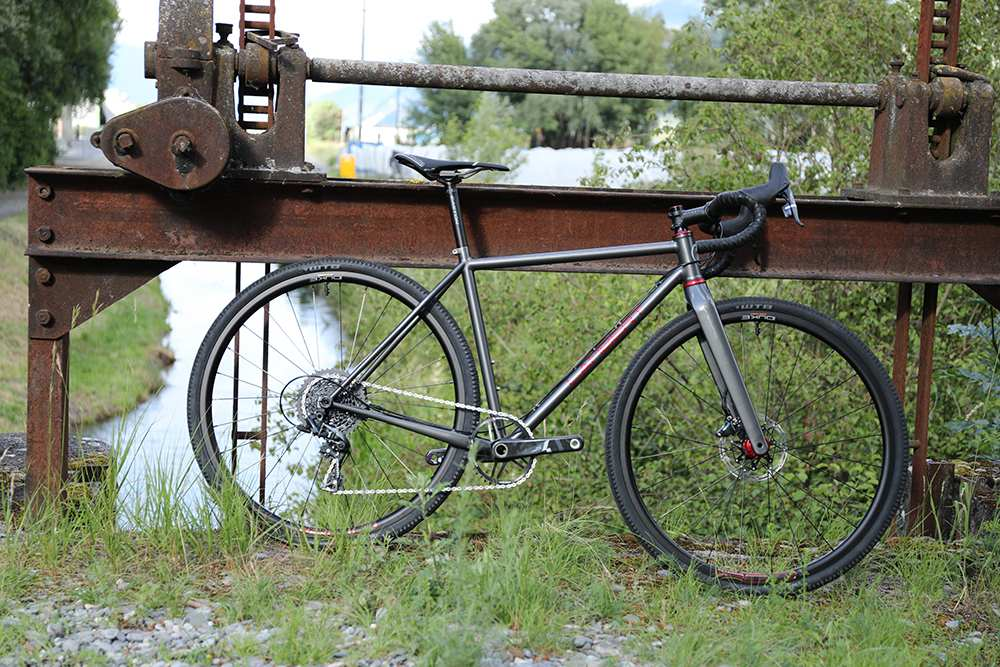 Olivier Lambert swiss made steel bicycles