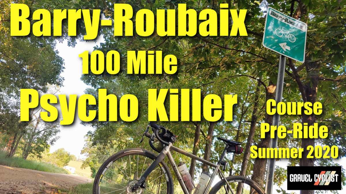 barry roubaix race video