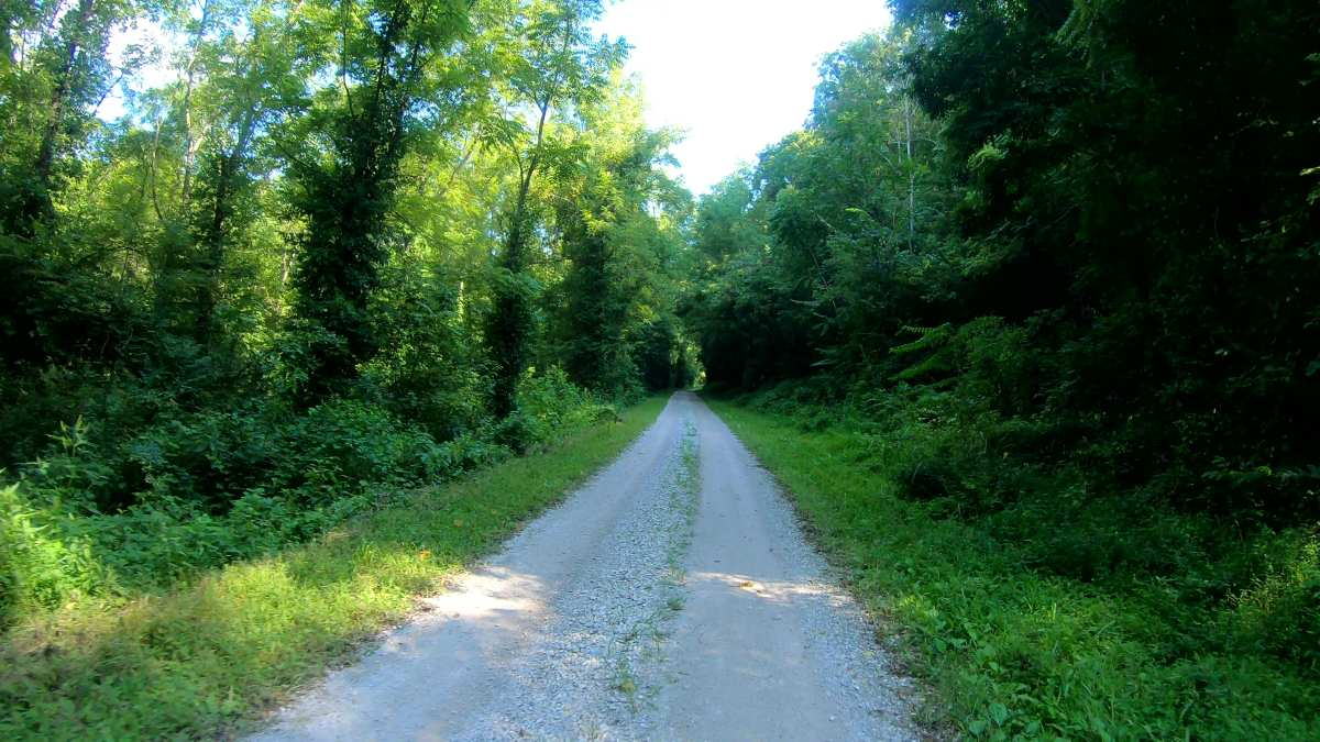 new washington indiana gravel cycling