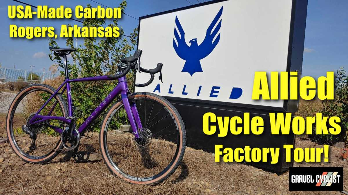 allied cycle works factory tour