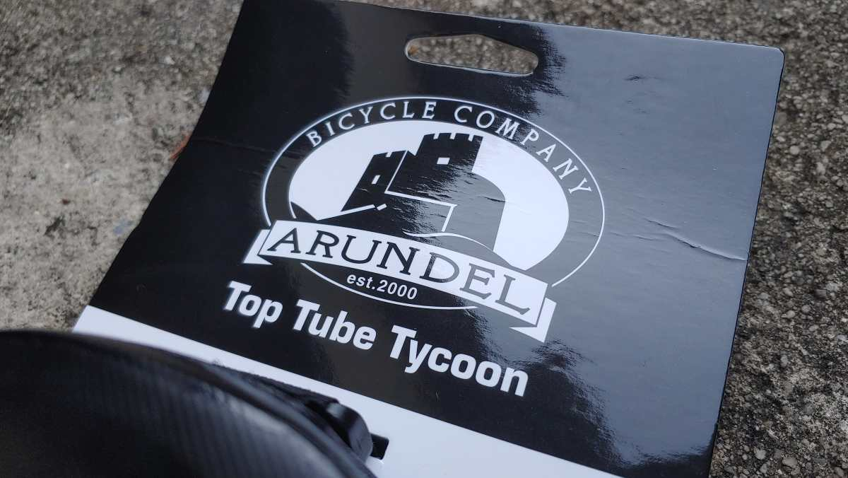 arundel top tube tycoon review