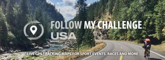 Follow My Challenge USA Live GPS Tracking Maps
