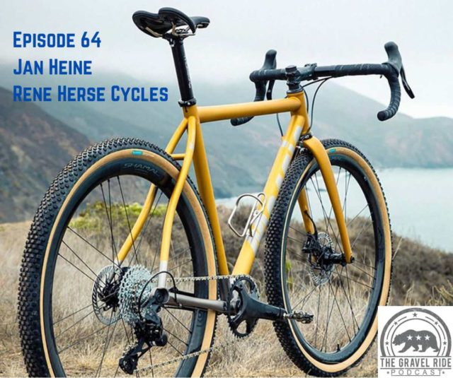 podcast rene herse cycles tire discussion