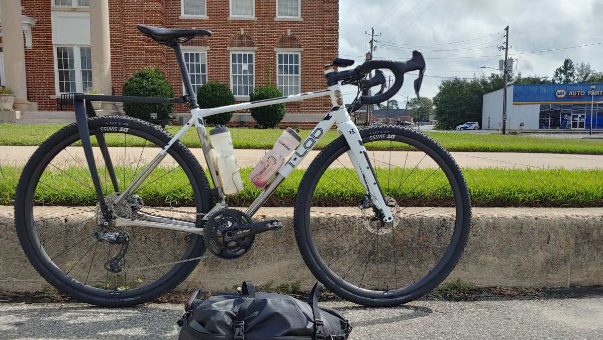 tailfin cycling s one x one rack review