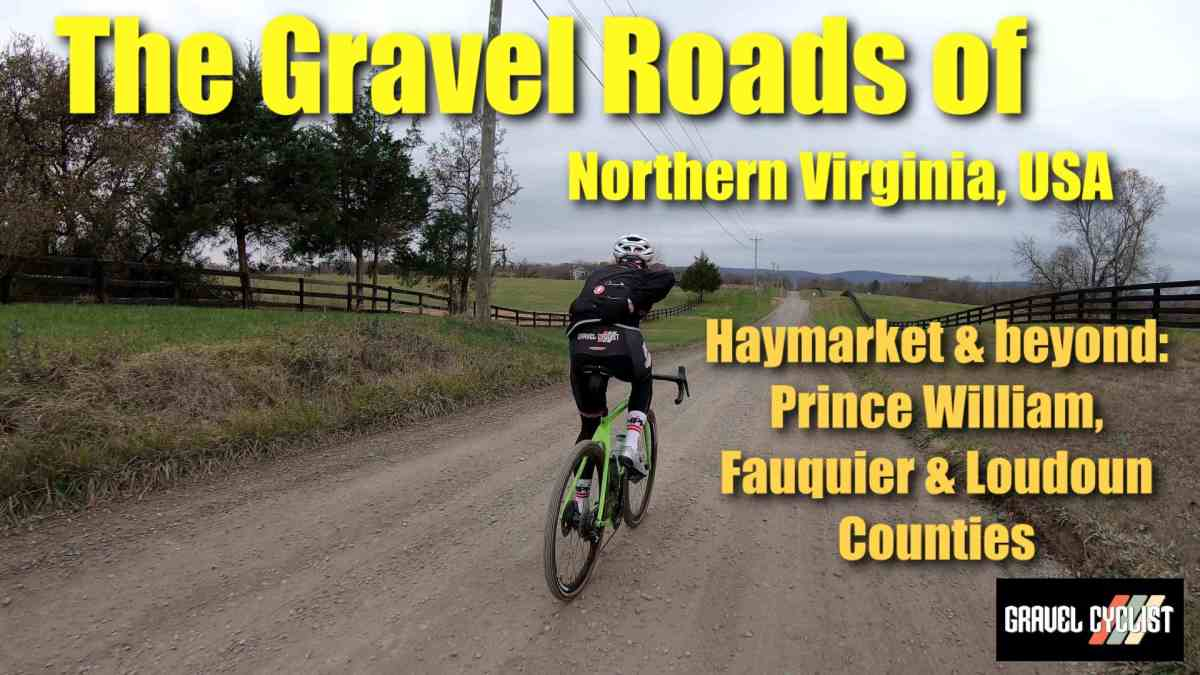 haymarket virginia gravel cycling