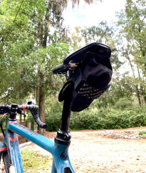 lezyne roll caddy review