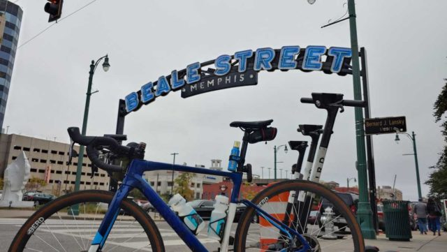 tour memphis tennessee by bicycle