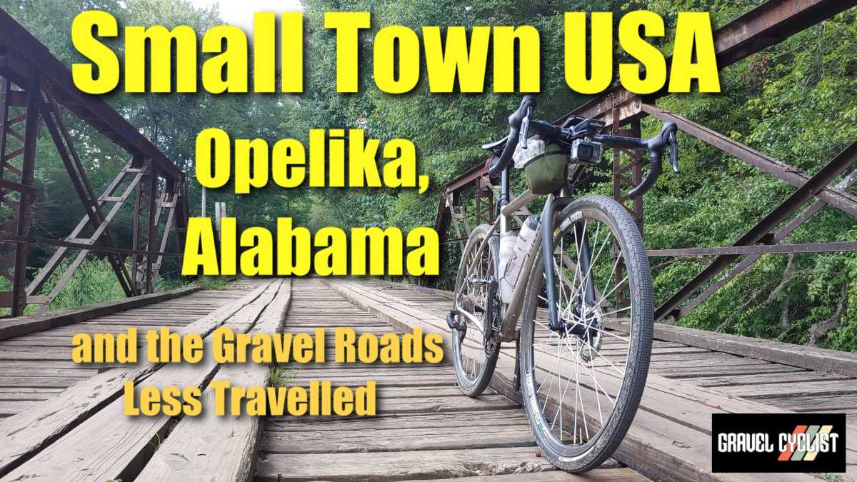 opelika alabama gravel cycling