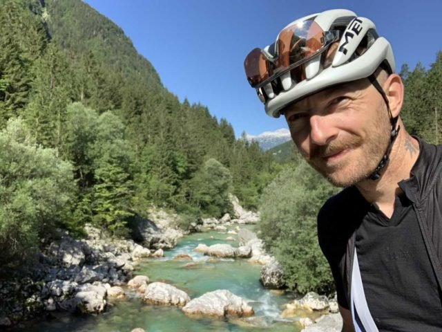 gravel cycling in slovenia