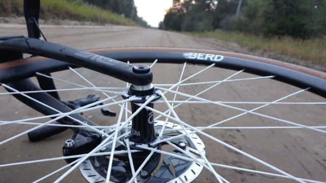 berd spokes gvx 22 wheelset review