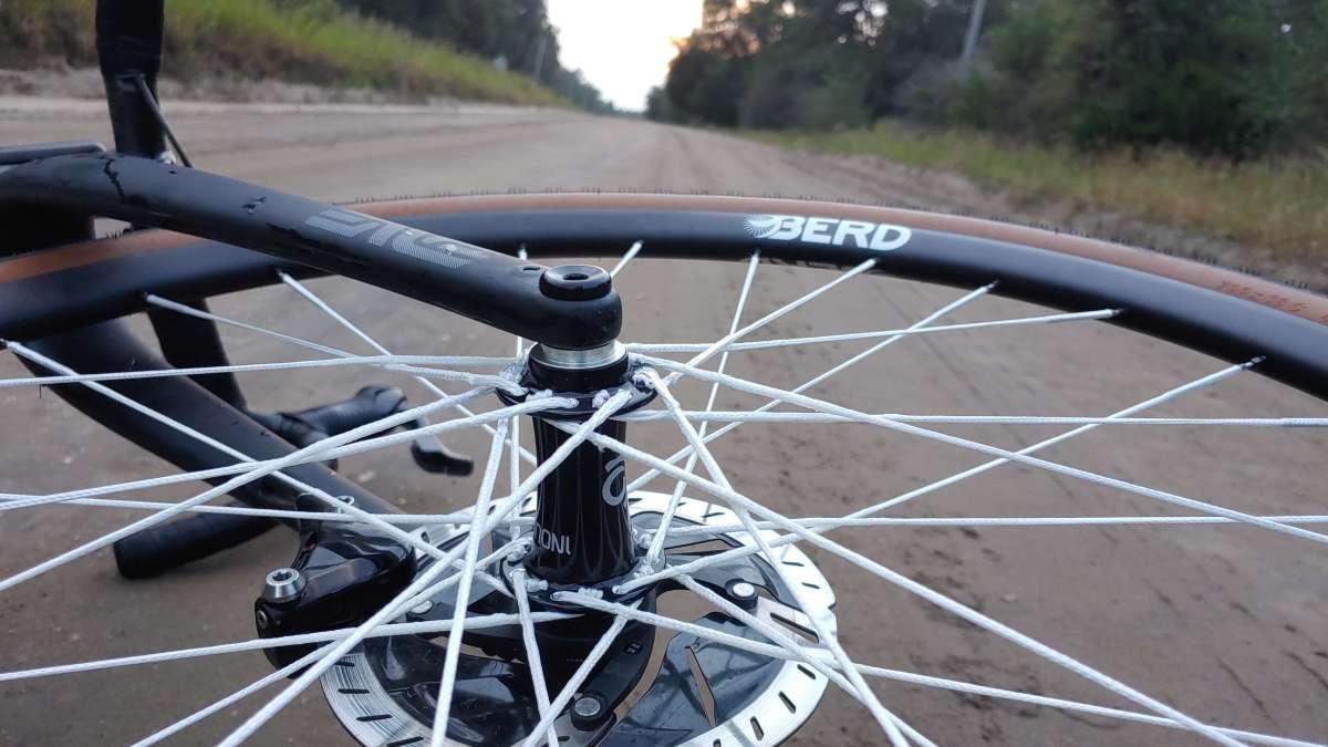 berd spokes gvx 22 wheelset review