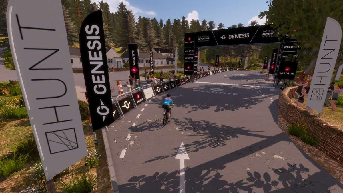 RGT Cycling Dirty Reiver Virtual Experience