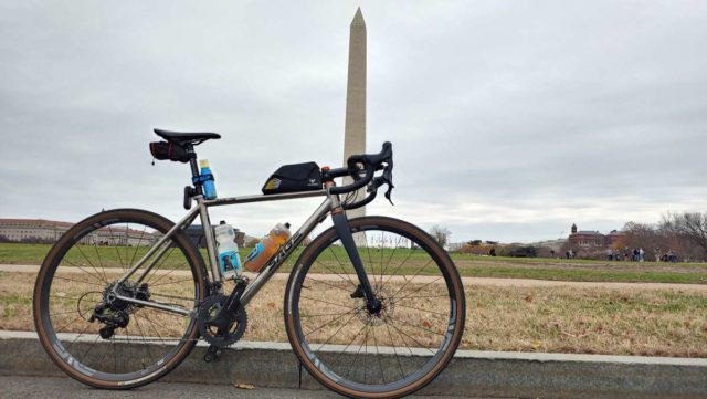 washington dc bicycle tour