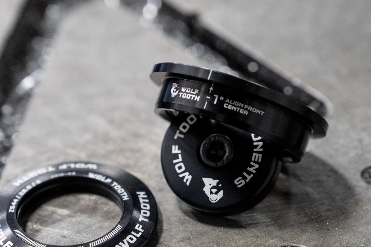 wolf tooth GeoShift Performance Angle Headset review