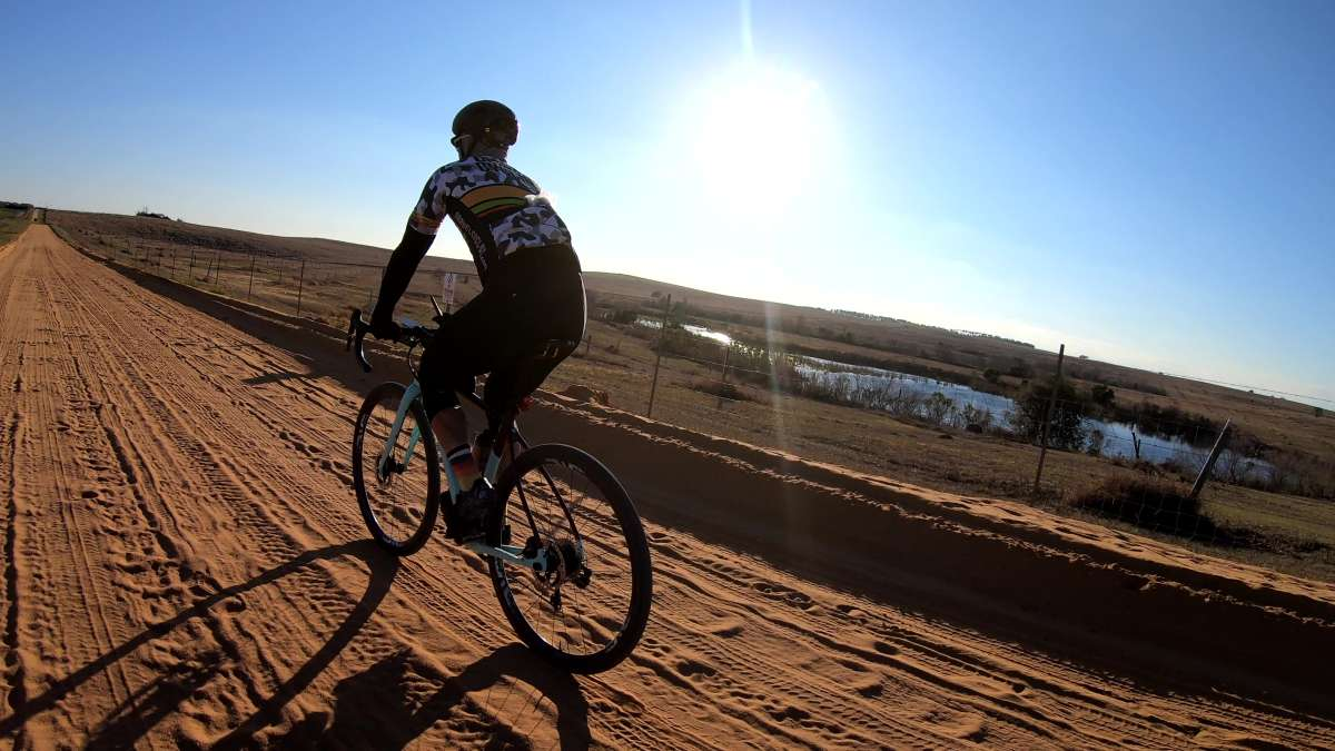 clermont gravel cycling