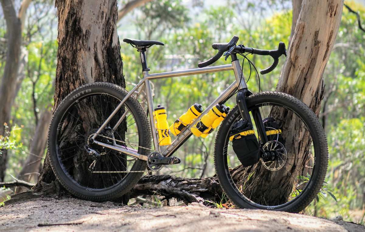 Curve Cycling Dirt Hoops Alloy Wheelset review