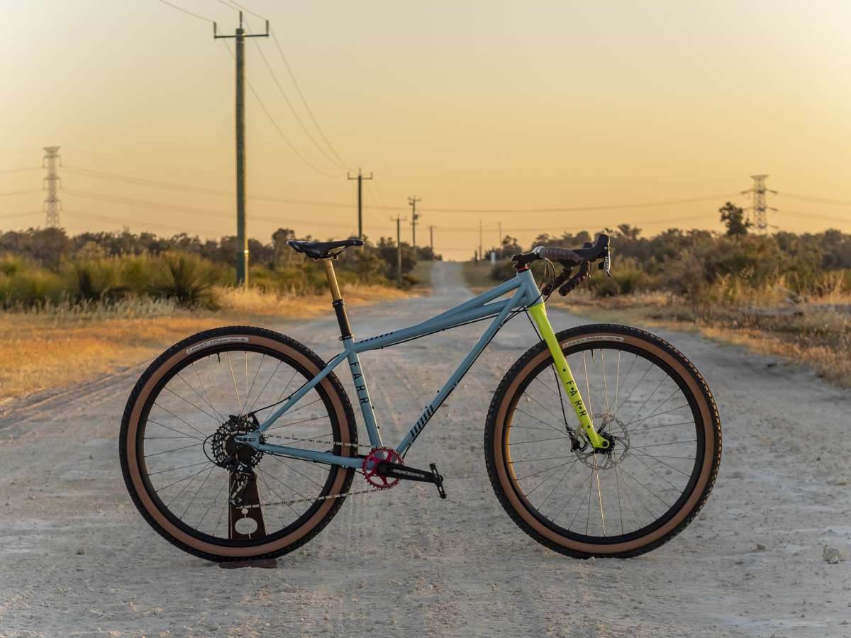 farr twin-t gravel bike review