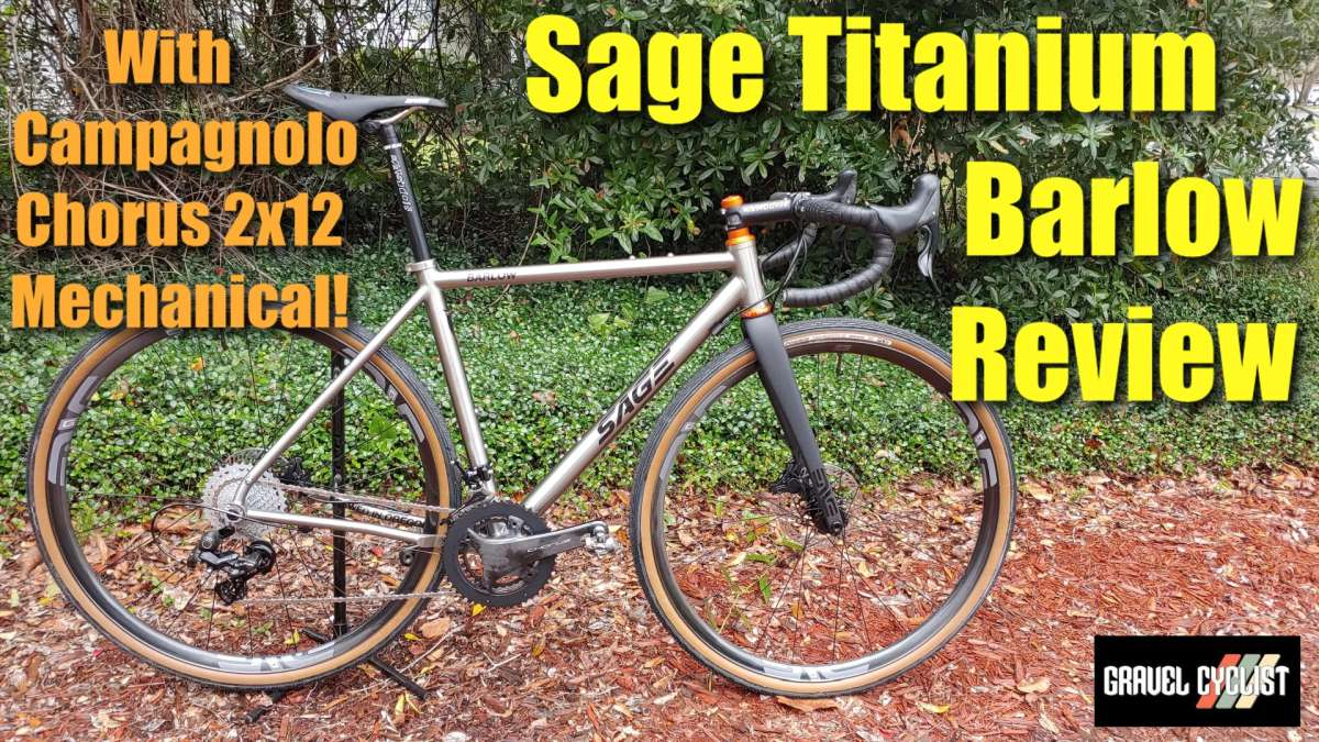 sage titanium barlow review