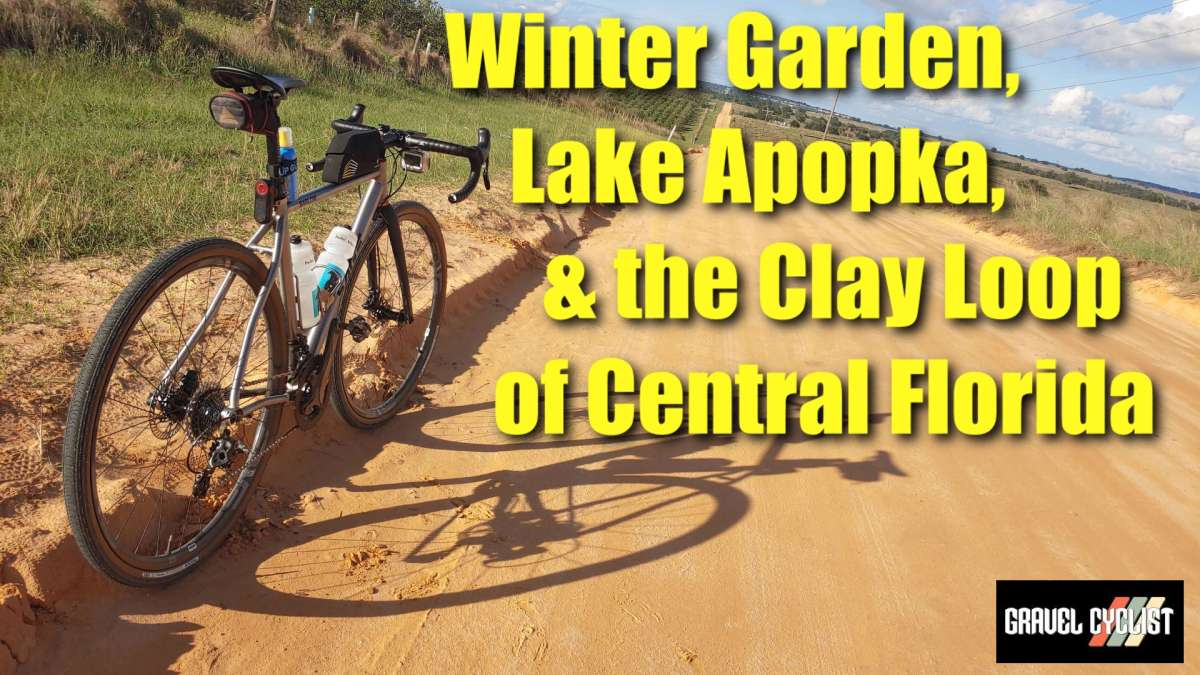 central florida gravel cycling